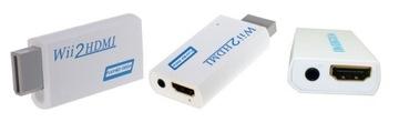 Adaptér Converter Wii Adaptér na HDMI