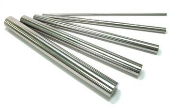 Lineárny hriadeľ FI 20 mm L = 100 mm 10 cm