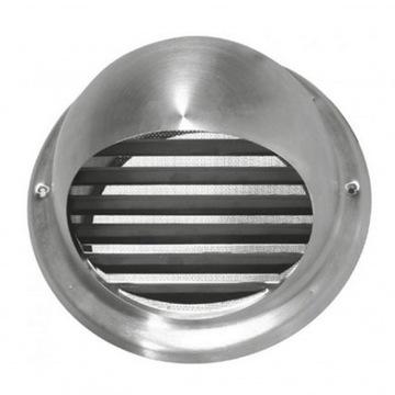 Nerezový prívod / štartér vzduchu 100 UVLA CHROM / INOX