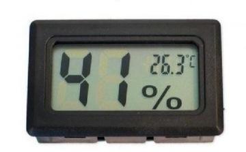 AI4 Hygrometer Teplomer Digitálny merač vlhkosti