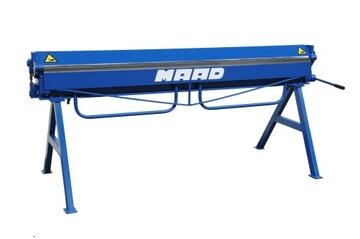 Ohýbací stroj Ohýbací stroj 2140x1,2mm Maad Cena!