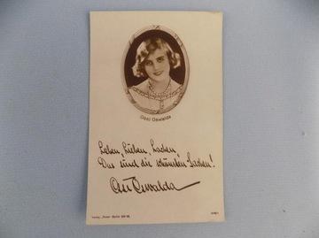 Foto - Ossi pohľadnice Oswald