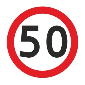 Cestné znamenie B33 Rýchlosť limit 400mm Typ