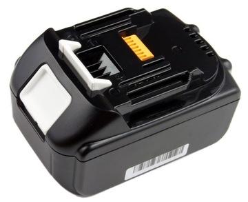 Batéria pre Makita 18V 4Ah náhradná BL1840 BL1830