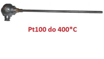 PT100 Senzor s hlavou až 400 * C PT-100