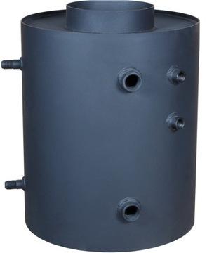 Turbodym, vertikálny ohrievač vody, vložka špirály