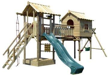 IHRISKO House Slide Swing VÝROBCA!