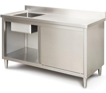 Skriňa pracovného stola s umývadlom ENOX 150 cm
