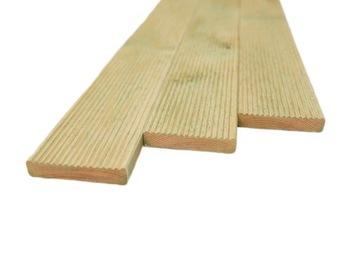 Borovicová terasová doska 120x9,5x1,9 cm VÝPREDAJ!