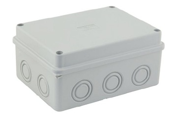POVRCHOVÝ HERMETICKÝ BOX IP65 190x145x70 Taliansko