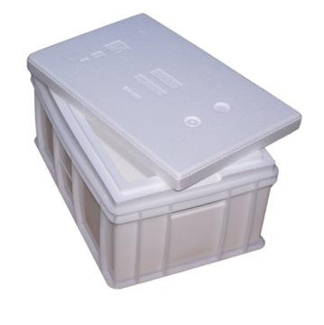 Plastová nádoba s tepelnou izoláciou 32