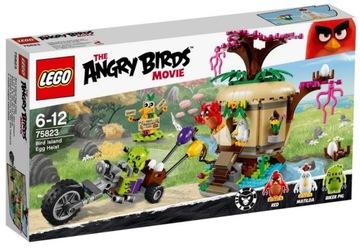 LEGO Angry Birds 75823 Krádež vajec na ostrove