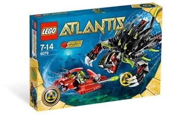 LEGO ATLANTIS 8079 Hĺbkové monštrum NOVÉ