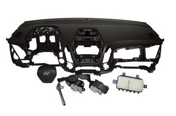 Hyundai ix35 подушка безопасности панель подушки комплект, фото