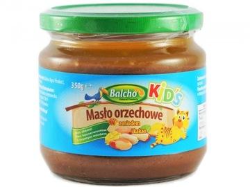 Арахисовое масло с медом и какао 350g BALCHO