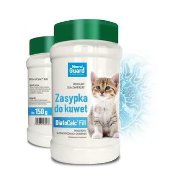 Поглотитель запаха для кошачьих туалетов