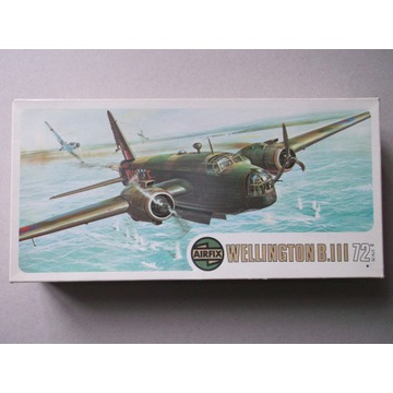 Wellington B III, model 1:72, wydanie z 1973 r.