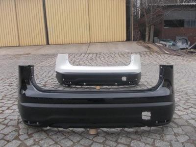 Nissan Qashqai II 14- 2014 zderzak tylny tył