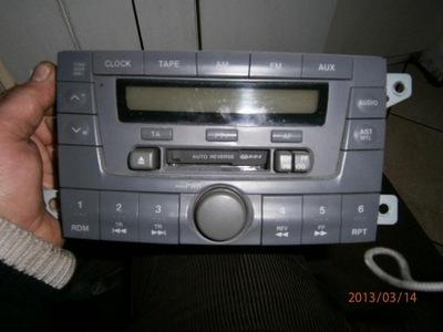 Mazda Premacy Radio  Radiootwarzacz Orginał!!