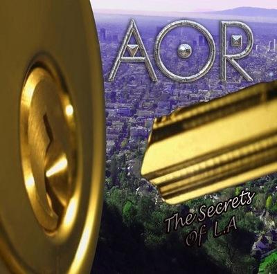 AOR/F.Slama - The Secrets Of L.A (2013) / CD RARE