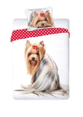Sada na posteľ - BEDLEY bavlna 135x200 York Psie pes Pupil 08F