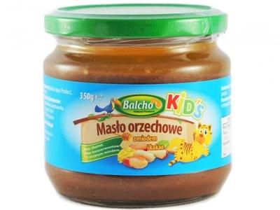 Арахисовое масло с Медом и Какао 350г BALCHO