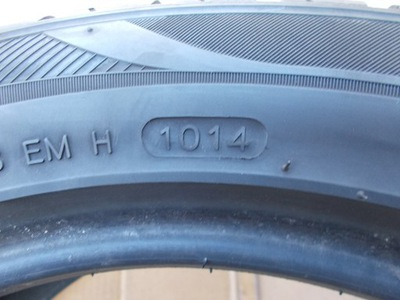 OPONA ZIMOWA HANKOOK 215/50/17 2014'' 7,00mm