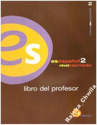 es espanol 2 Libro del profesor NOWA hiszpański