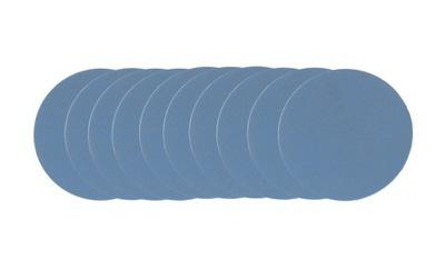 Príslušenstvo - Brúsny papier ABRASIVE PADS na RZEP 10 ks P1000