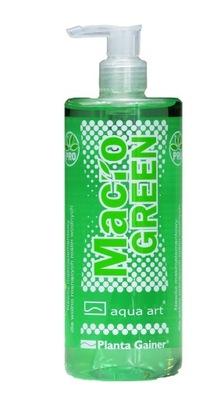 ПЛАНТА GAINER PRO MACRO GREEN 500 мл # Aqua Art
