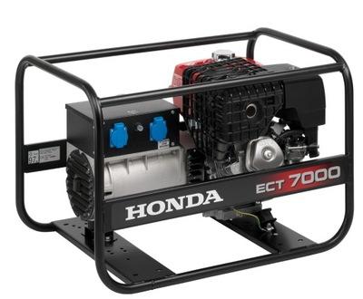 Honda ECT 7000 GV generátor EA Bochnia