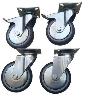 кольцо Колеса кольца 100 мм 320 кг комплект 4 штук .