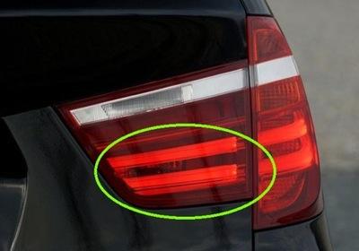 BMW X3 F25 Lampa tylna LED NAPRAWA
