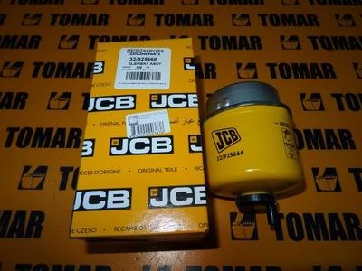 Filtr paliwa JCB 32/925666 JCB 8014,8016,8018