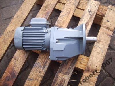silnik elektryczny 0.25 kw motoreduktor 20 obr