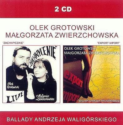 2CD O. GROTOWSKI ZWIERZCHOWSKA Zachwycenie Export