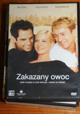 ZAKAZANY OWOC      DVD