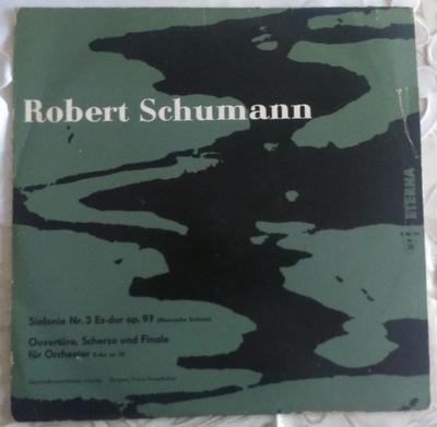 ROBERT SCHUMANN - SINFONIE NR.3  FRANZ KONWITSCHNY