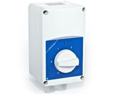 Regulátor rýchlosti - Regulátor transformátora STRS 1 50L22 5A Harmann