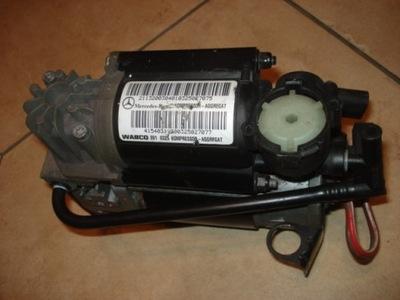 kompresor airmatic ZesN mercedes s w220 e w211 cls