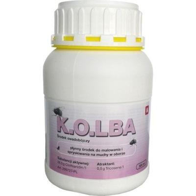K .О.Lba Колба средство от мух, отрава внутрь организма