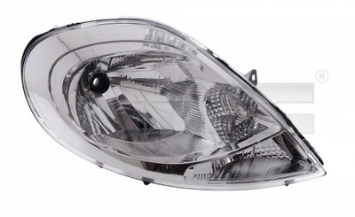 REFLEKTOR LAMPA TYC OPEL VIVARO