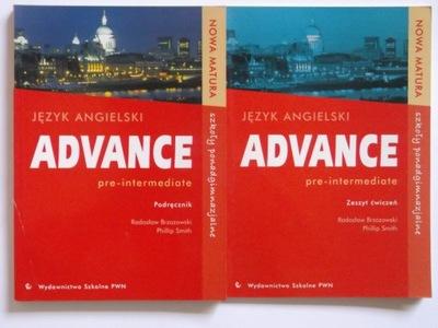 Advance Pre-Intermediate Podręcznik+Zeszyt ćwiczeń