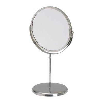 Zrkadlo - IKEA TRENSUM Lustro łazienkowe stal stojące
