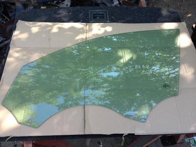 AUDI A4 B8 SZYBA DRZWI KIEROWCY LEWY PRZÓD 2009r.