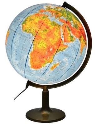 Globus 420 mm s OSVETLENÍM 2-v-1 * DELUXE * veľké