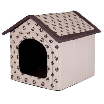 BUDA dla Psa, Domek kojec Hobbydog R4: 60x55x60 cm