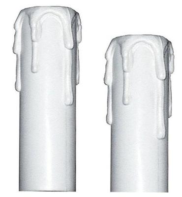 Кабельный наконечник без оболочка Свеча лампы fi26 белая 85мм 8 ,5 см
