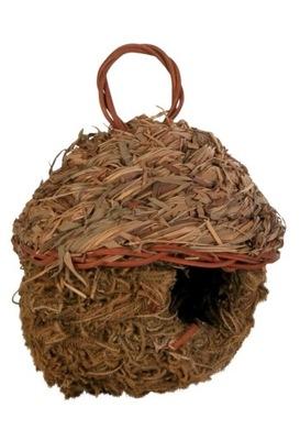 КОТТЕДЖ ŁĘGÓWKA будка ГНЕЗДОВАНИЯ ПТИЦ Гнездо 11cm