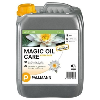 PALLMANN Magic Oil Care - 5 L - СУЛЕЮВЕК